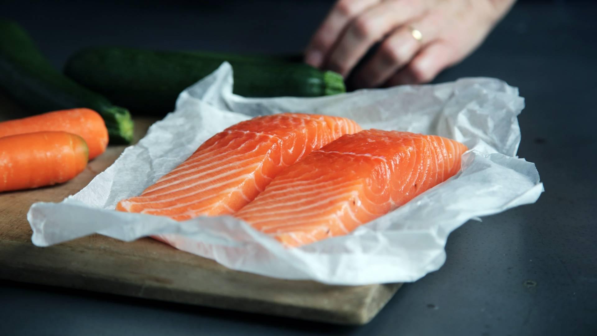Рецепта-риба